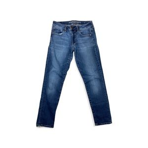 American Eagle Outfitters Super Stretch Medium Wash Slim Fit Jeans 6